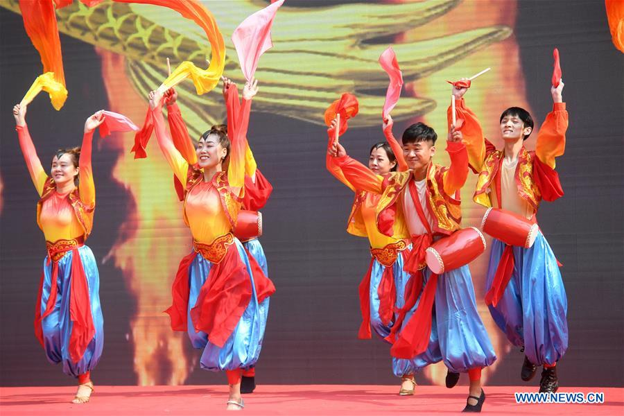 Patriotic Activities Held in Beijing During National Day Hol